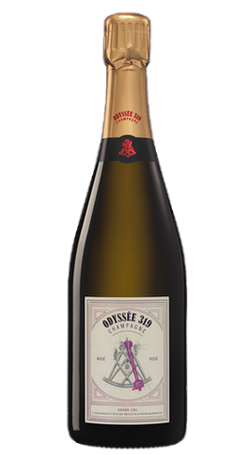 Champagne Odysee Rose